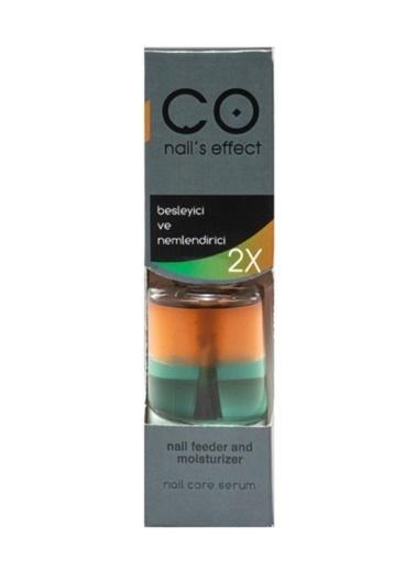 Co Nail's Effect Co Nail'S Effect Besleyici Ve Canlandırıcı 2 Kat Etkili 12 Ml Renksiz